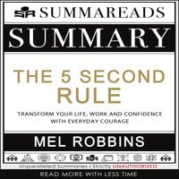 Summary of The 5 Second Rule - Summareads Media