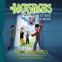 The Backstagers and the Theater of the Ancients - Andy Mientus