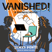 Vanished! - James Ponti