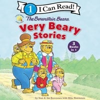 The Berenstain Bears Very Beary Stories: 3 Books in 1 - Jan Berenstain, Mike Berenstain