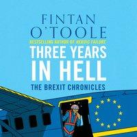 Three Years In Hell - Fintan O'Toole