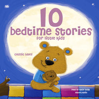 10 bedtime stories for little kids - Grimm, Perrault, Andersen