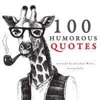 100 humorous quotes - Misc