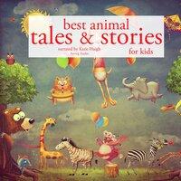 Best animal tales and stories - Grimm, Perrault, Andersen