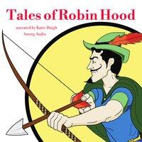 Tales of Robin Hood - James Gardner