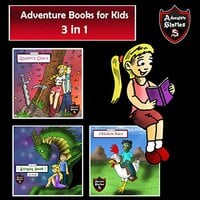 Adventure Books for Kids - Jeff Child