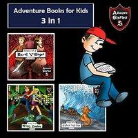 Adventure Books for Kids - Jeff Child