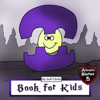 Book for Kids: Diary of a Purple Creature - Jeff Child
