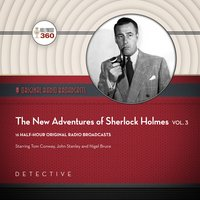 The New Adventures of Sherlock Holmes, Vol. 3 - Black Eye Entertainment