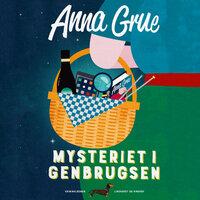 Mysteriet i Genbrugsen - Anna Grue