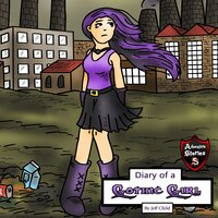 Diary of a Gothic Girl: Superpowers of a Dark Teenager - Jeff Child