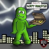 Diary of a Wimpy Monster: The Electric Monster Who Discovered His Worth - Jeff Child