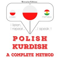 Polish – Kurdish : a complete method - JM Gardner