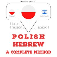 Polish – Hebrew : a complete method - JM Gardner
