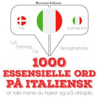 1000 essentielle ord på italiensk