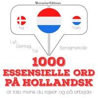 1000 essentielle ord på hollandsk