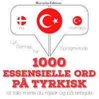 1000 essentielle ord på tyrkisk - JM Gardner