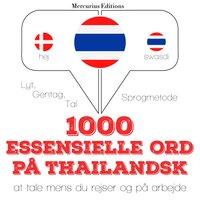 1000 essentielle ord på thailandsk