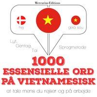 1000 essentielle ord på vietnamesisk