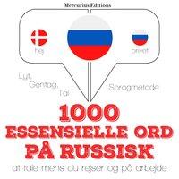 1000 essentielle ord på russisk