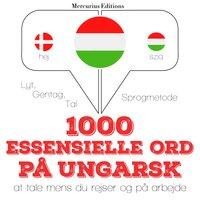 1000 essentielle ord på ungarsk