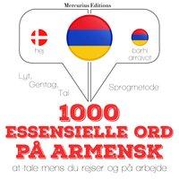 1000 essentielle ord på armensk