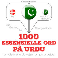 1000 essentielle ord i Urdu