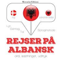 Rejser på albansk