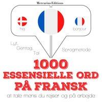 1000 essentielle ord på fransk - JM Gardner