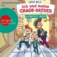 Ich und meine Chaos-Brüder - Band 1: Alarmstufe Umzug