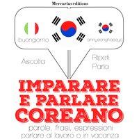Imparare e parlare Coreano - JM Gardner