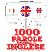 1000 parole essenziali in Inglese - JM Gardner