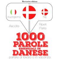1000 parole essenziali in Danese - JM Gardner