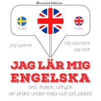 Jag lär mig engelska - JM Gardner