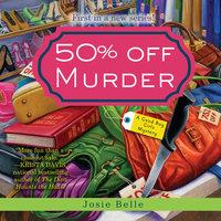 50% Off Murder - Josie Belle
