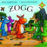 Zogg / Tommi Tatze - Julia Donaldson, Axel Scheffler