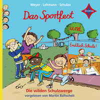 Die wilden Schulzwerge - Endlich Schule! / Das Sportfest - Schulze, Meyer, Lehmann
