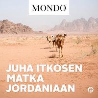 Juha Itkosen matka Jordaniaan - Juha Itkonen