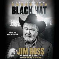 Under the Black Hat: My Life in the WWE and Beyond - Jim Ross, Paul O'Brien
