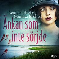 Änkan som inte sörjde - Lennart Brohed, Monika Brohed