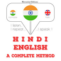 Hindi – English : a complete method - JM Gardner