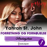 Forretning og fornøjelse - Yahrah St. John