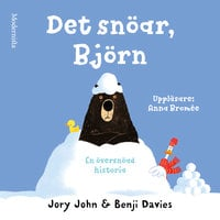 Det snöar, Björn - Jory John