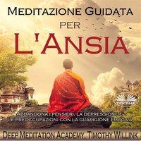 Meditazione Guidata Per L'Ansia - Deep Meditation Academy, Timothy Willink
