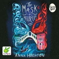 The Mask of Aribella - Anna Hoghton