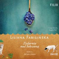Zielarnia nad Sekwaną - Liliana Fabisińska