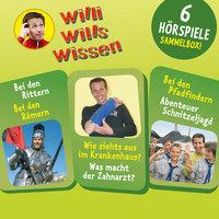 Willi wills wissen - Sammelbox 3: Folgen 7-9 - Florian Fickel, Jessica Sabasch