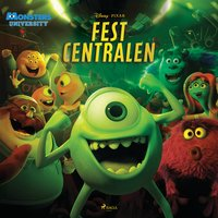 Monsters University - Festcentralen - Disney