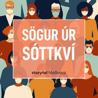 Sögur úr sóttkví: 01 – Jóna Hrönn Bolladóttir - Hallgrímur Thorsteinsson