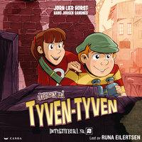 Jakten på Tyven-tyven - Jørn Lier Horst